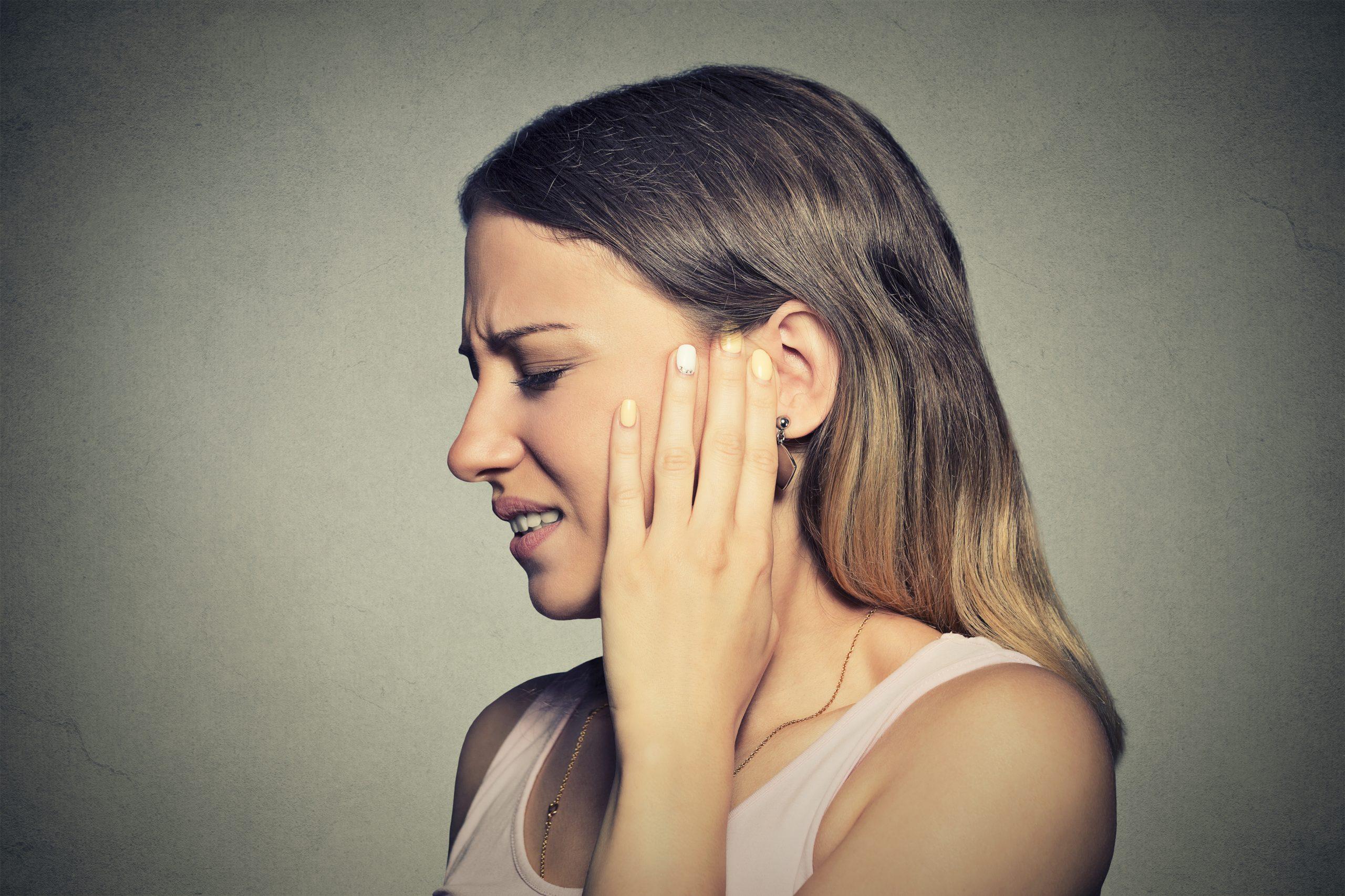 ear pain and TMJ