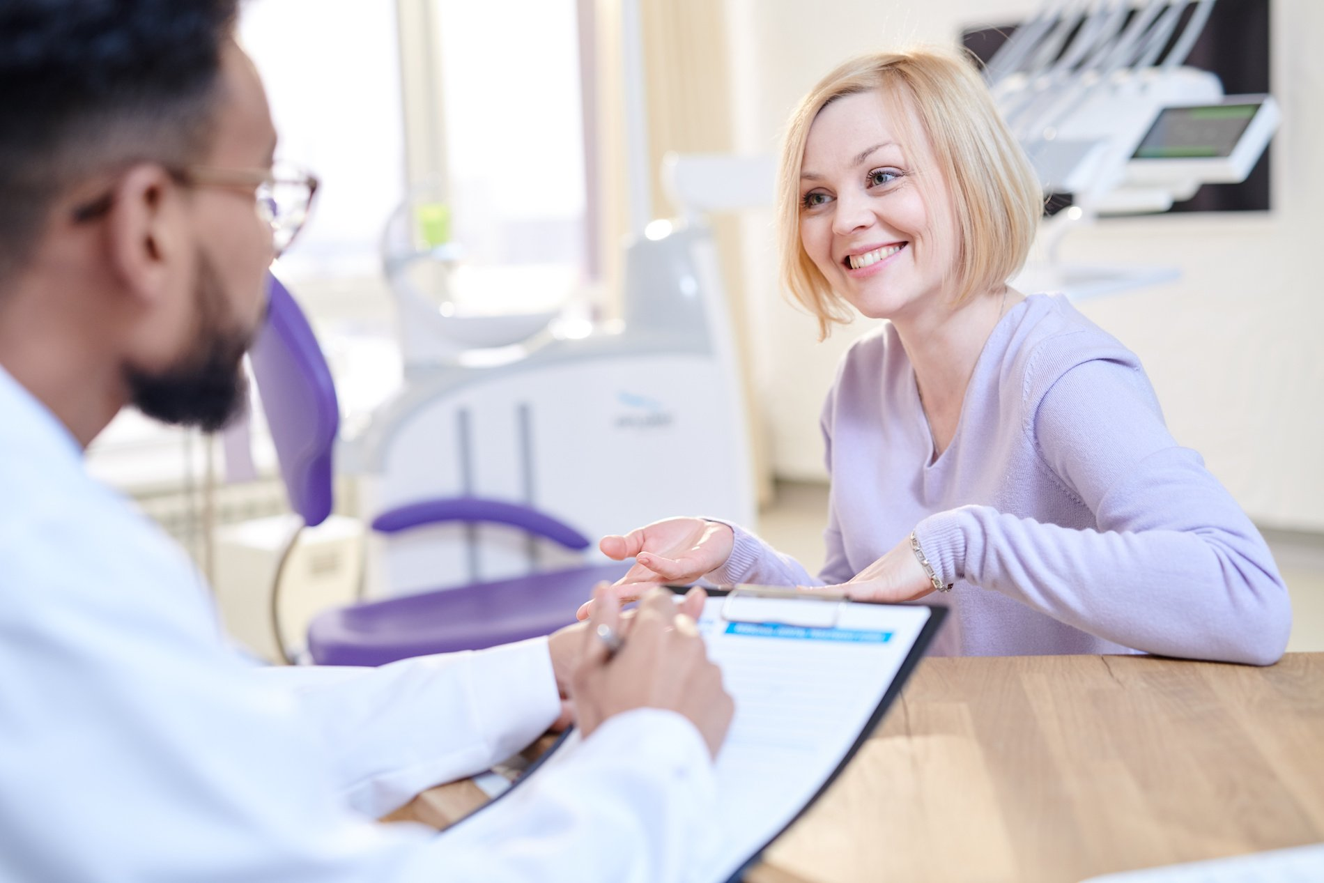 Ask Questions About Your Oral Surgery at PRECiDENT.health