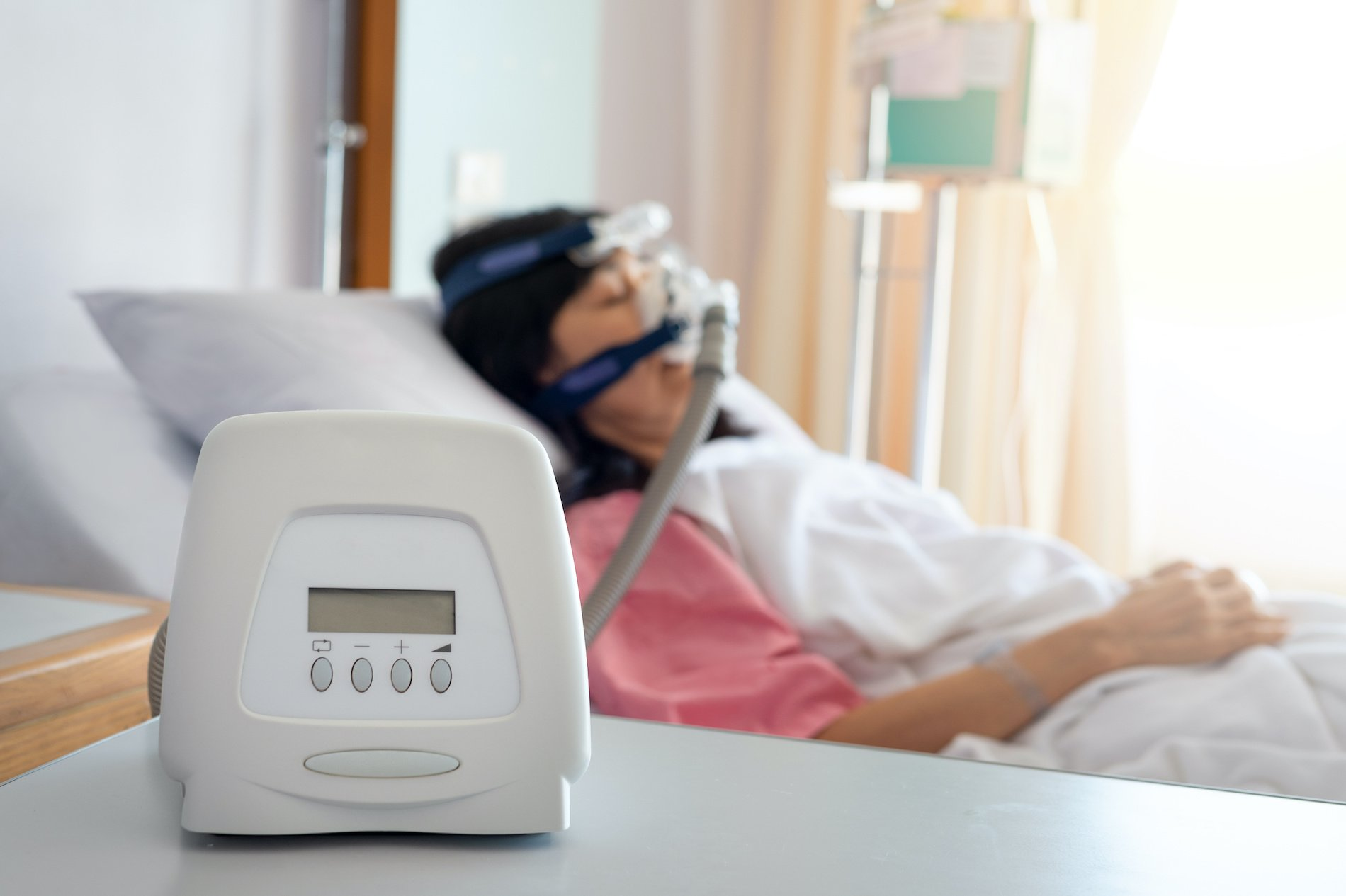 What is a CPAP Machine - by PRECiDENT.health