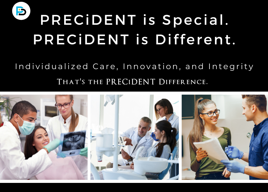 What Makes PRECiDENT Different?