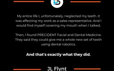 Dental Implant Surgery Helps Arkansas Salesman Find Confidence Again