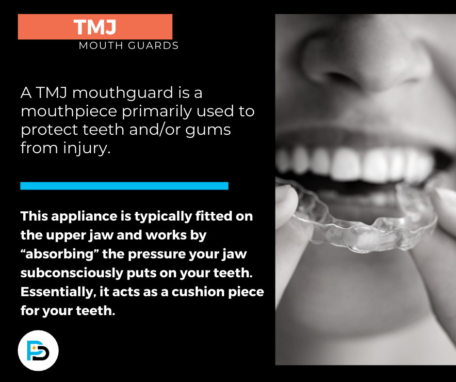 Mouthguards for TMJ disorders PRECiDENT Center for Facial and Dental Medicine