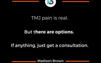 Teen Finds Answers for TMJ Pain at PRECiDENT